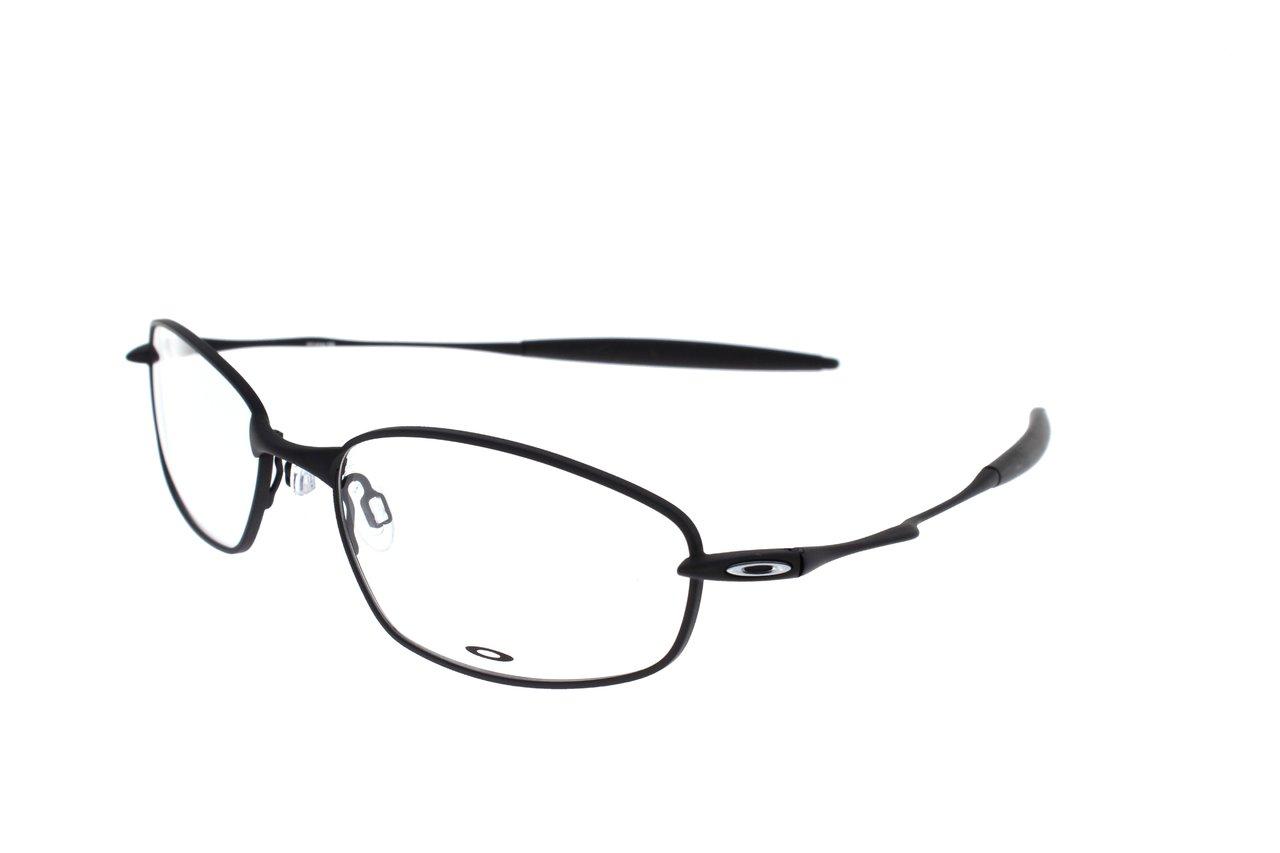 64bb647065 Oakley Whisker 6b Eyeglasses Silver 55