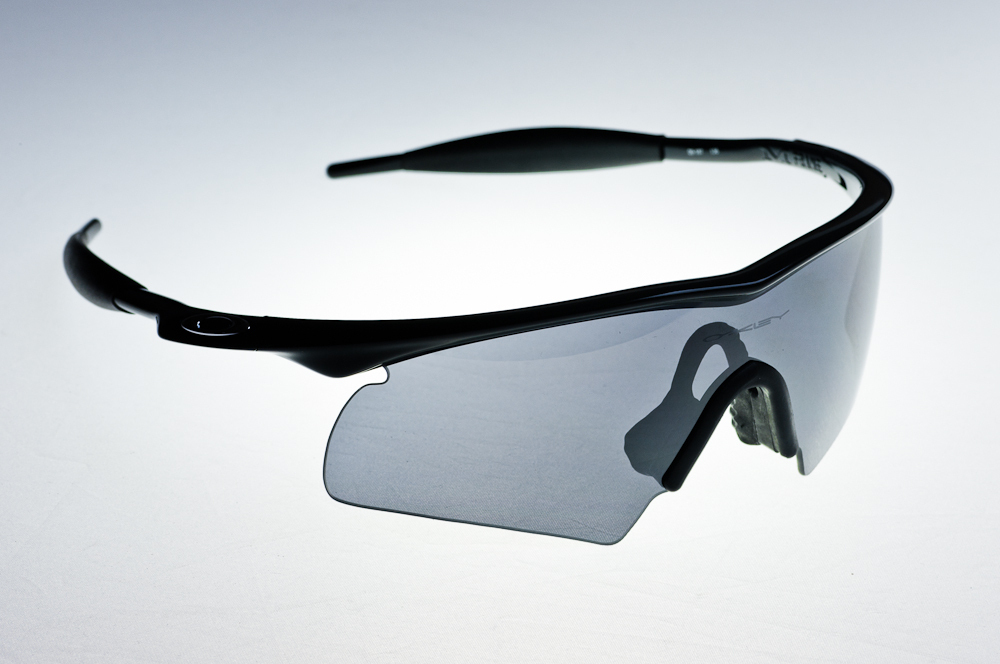 OAKLEY M FRAME Hybrid Jet Black/Black Iridium 09-187 - www.top-optik.eu