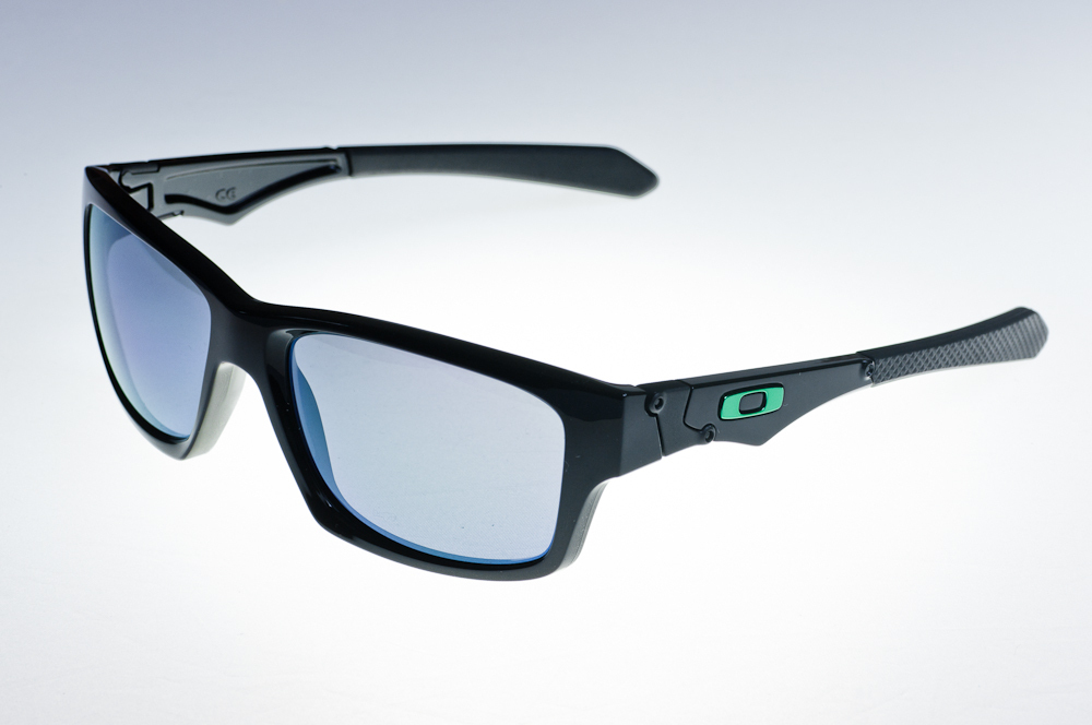 6490039352 OAKLEY JUPITER SQUARED Polished Black Jade Iridium OO9135-05