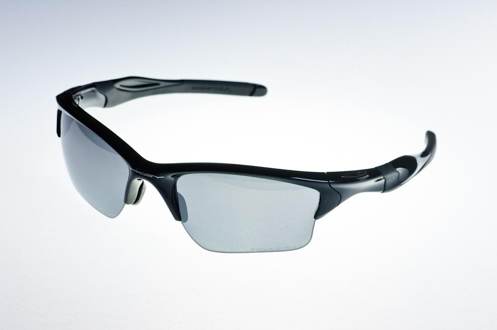 6ebef0f0e39 OAKLEY HALF JACKET 2.0 XL Polished Black Black Iridium Polarized OO9154-05  ...