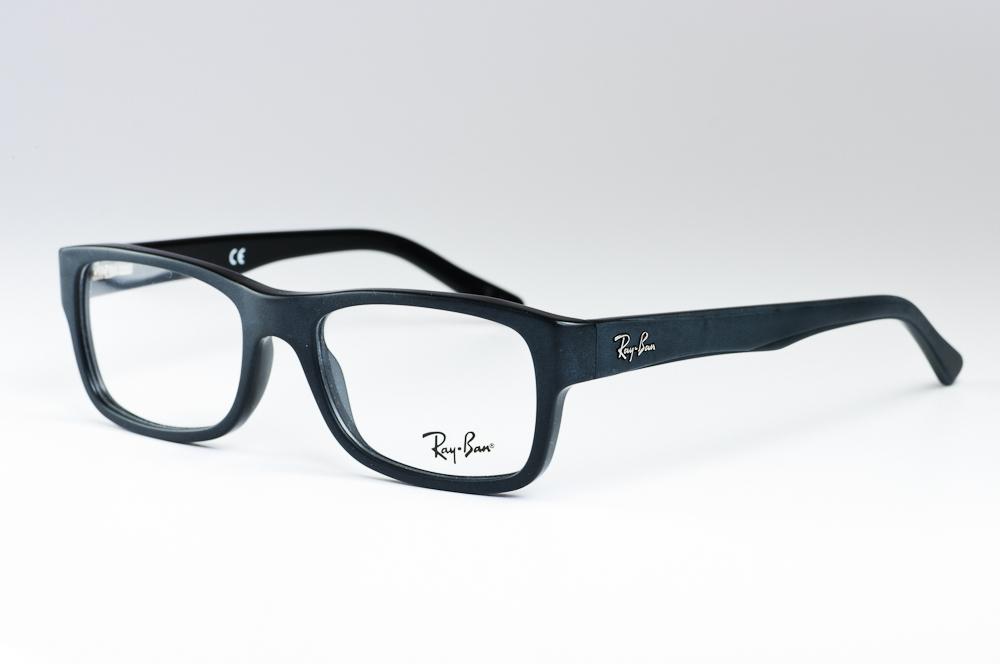 ray ban herrenbrille schwarz matt