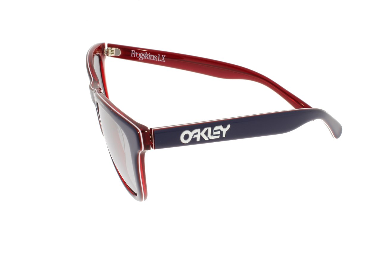 21026670de Oakley Frogskins Lx Navy Chrome | City of Kenmore, Washington