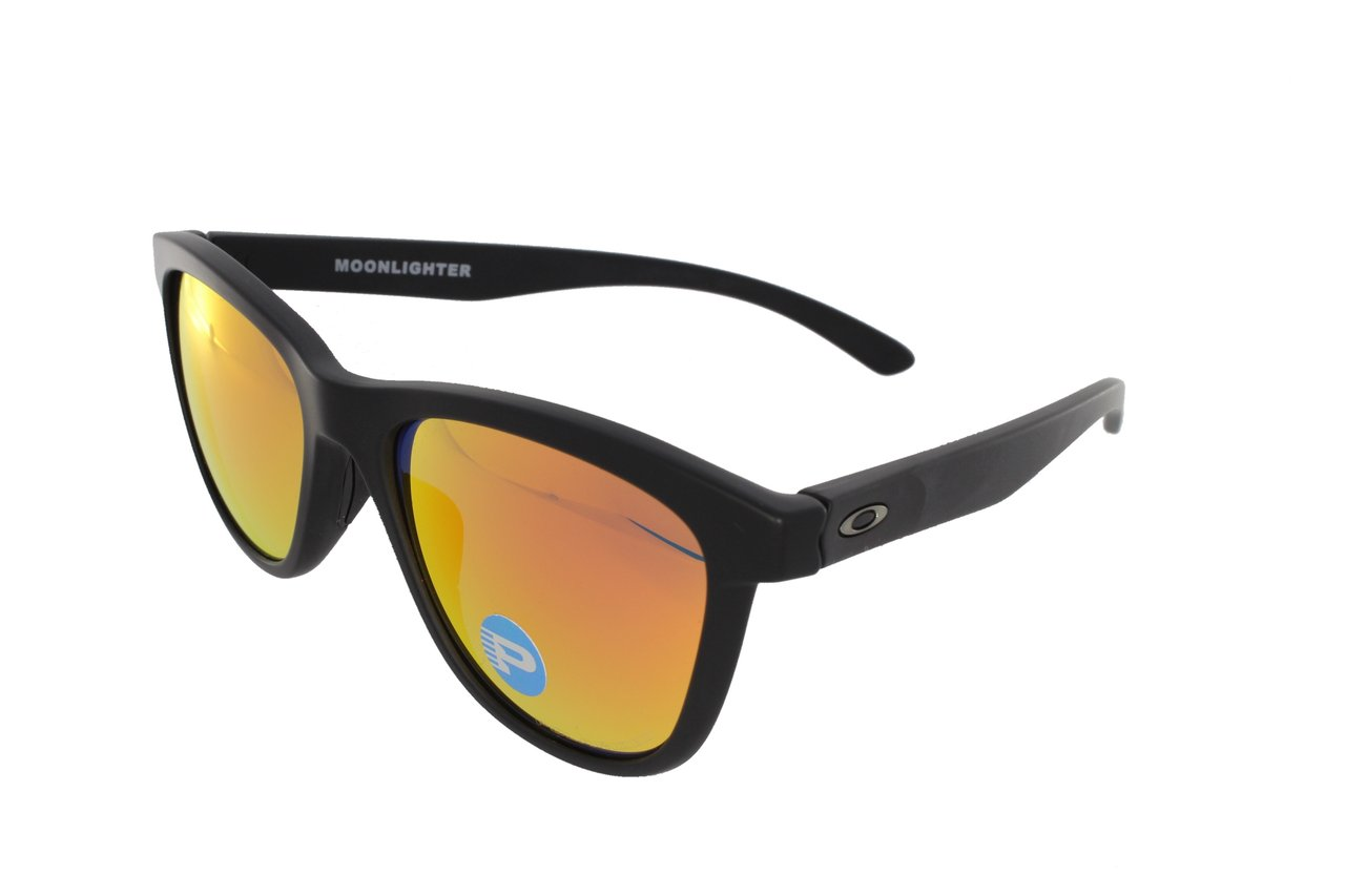 Oakley Moonlighter OO 9320-12 matte black 69MIKR