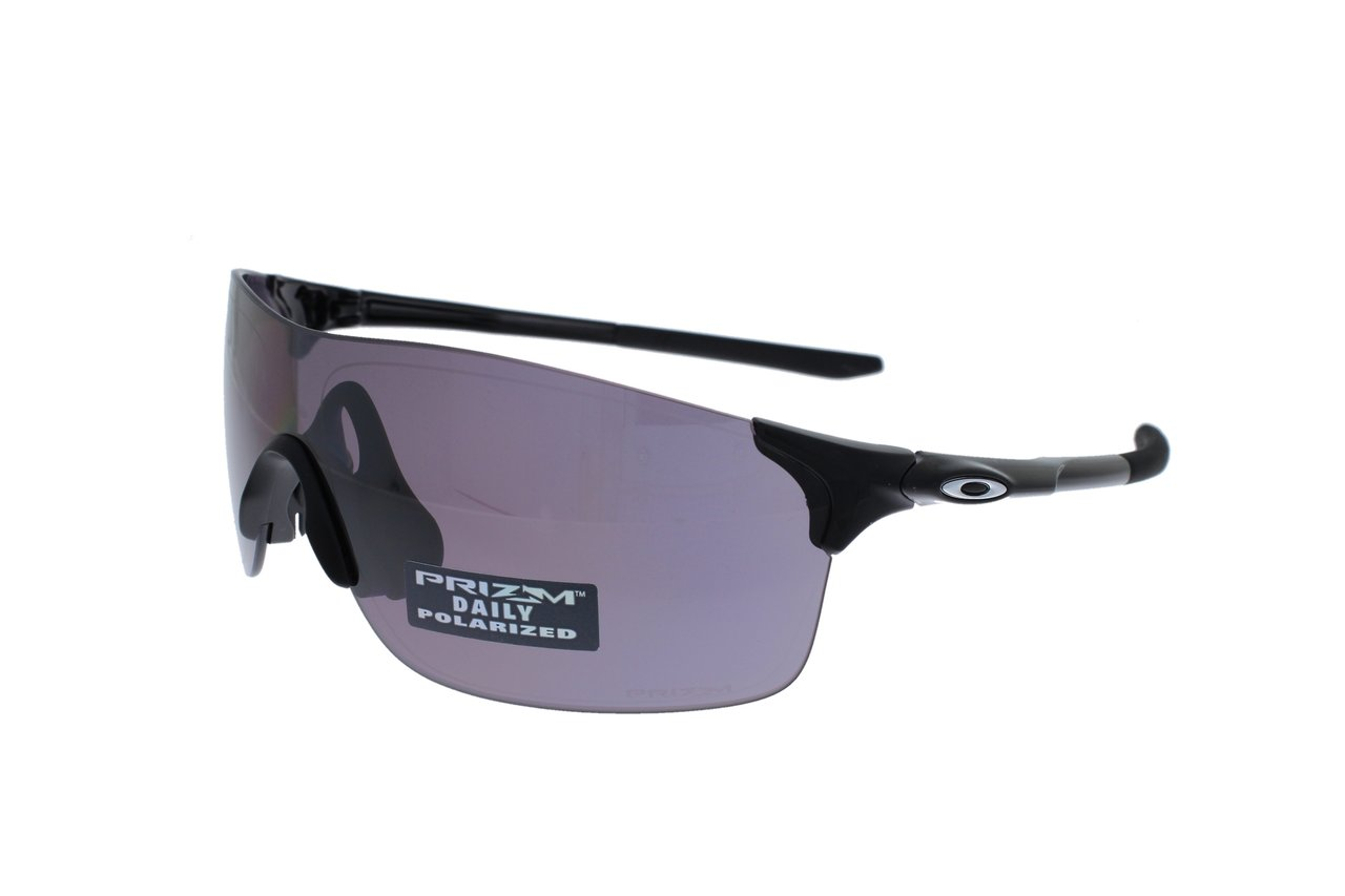 023d16414f8 OAKLEY EVZERO Pitch Polished Black Prizm Dally Polarized 9383-06 ...
