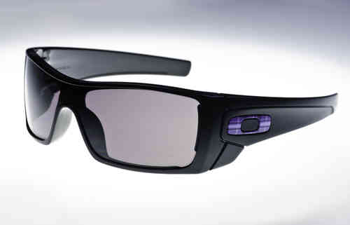 OAKLEY BATWOLF Polished Black/Warm Grey OO 9101-08