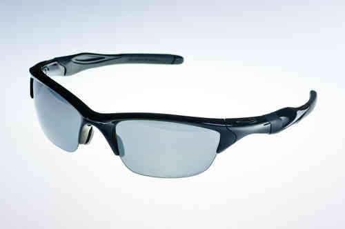 OAKLEY HALF JACKET 2.0 Polished Black/Black Iridium Polarized OO9144-04