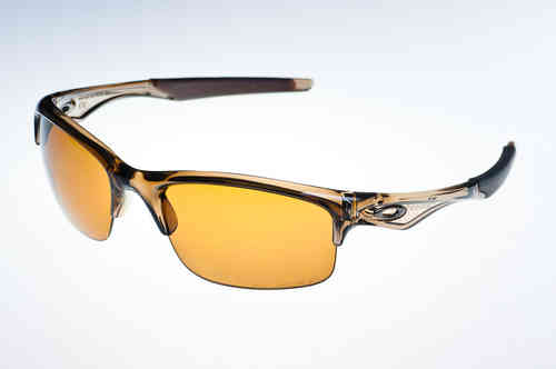 OAKLEY BOTTLE ROCKET Brown Smoke/Bronze Polarized OO9164-05
