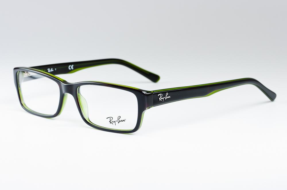 ray ban brille havana braun
