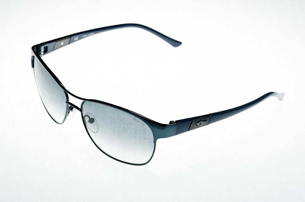 POLICE Sonnenbrille S8562 08EE Size 58 8nEFE3O