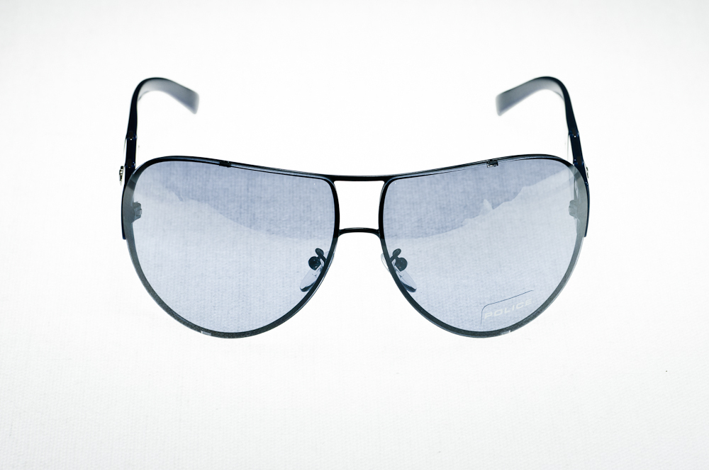 POLICE Sonnenbrille S8566M 8EEX Size 95 cN2XiR