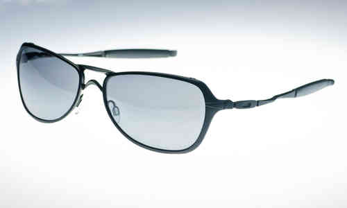 OAKLEY FELON Matte Black/Black Iridium Polarized 05-621