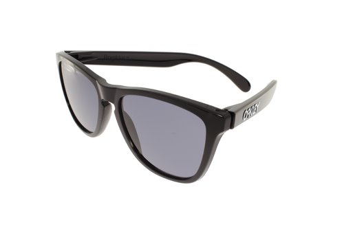 OAKLEY FROGSKINS Polished Black l Grey 24-306