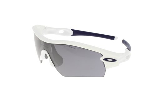OAKLEY RADAR Polished White l Black Iridium l Path 09-758