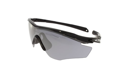 OAKLEY M2 FRAME Polished Black l Black Iridium 9212-01