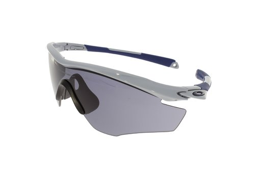 OAKLEY M2 FRAME Polished Fog l Grey 9212-03