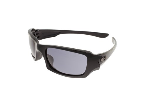 OAKLEY FIVES SQUARED Polished Black l Grey 9238-04