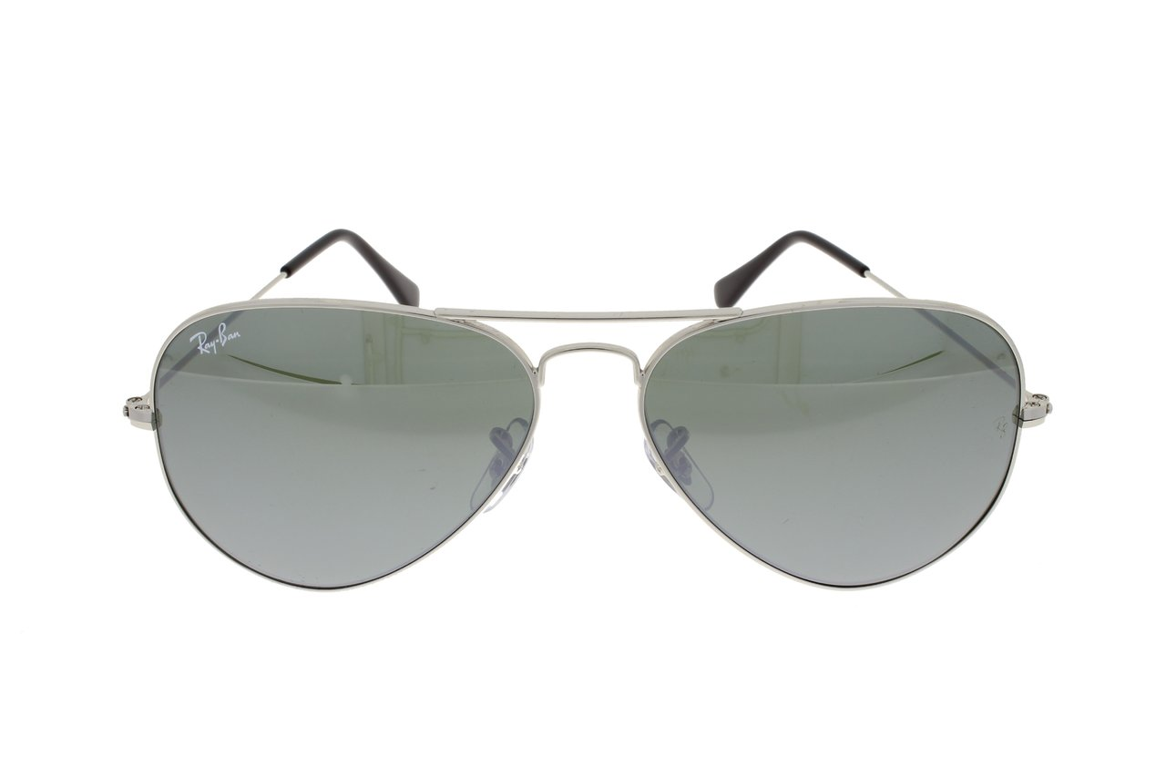 RAY-BAN RB3025 W3277 Silver / Crystal Gray Mirror qcCbXfFKX