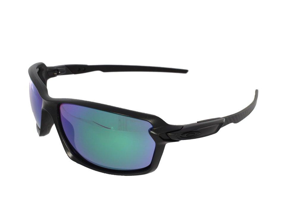 Oakley Carbon Shift Black/Jade Iridium 8Y6WAl4o5c