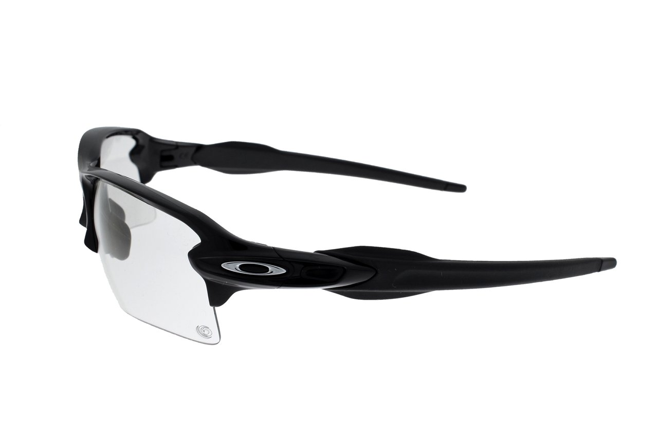 OAKLEY FLAK 2.0 XL Polished Black / Clear Black Iridium photochromic 9188-50 3jGmM4mhQ