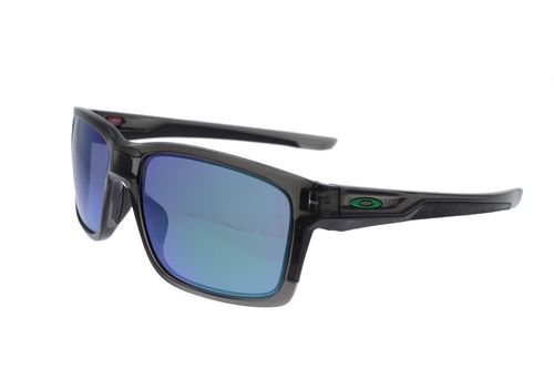 OAKLEY MAINLINK Grey Smoke / Jade Iridium 9264-04