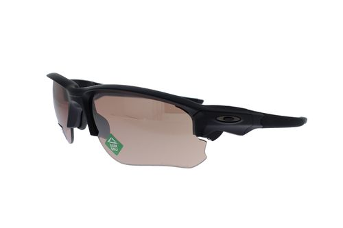 OAKLEY FLAK DRAFT Matte Black / Prizm Dark Golf 9364-11