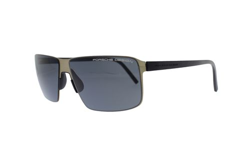PORSCHE DESIGN Matte GOLD / Grey P8646 C 57